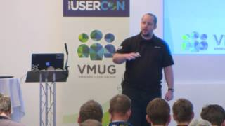 UKVMUG 2016 Simon Eady - Self Healing Datacenter using vROps