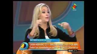 Rocio Gancedo en Intrusos recuerda GH 2011