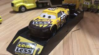 Disney Pixar Cars Brian Spark (Leak Less #52) - Day 5 - 14 days of Christmas (Piston Cup)
