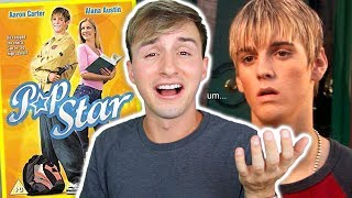 AARON CARTER'S CONFUSING MOVIE FROM 2005