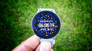 03. 10 cool things to do with Samsung Galaxy Watch Active 2!