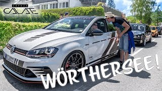 411PS GTI Sounds NEXT LEVEL 😍 GTI Treffen Wörthersee VLOG