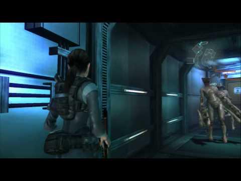 PS3 バイオハザード リベレーションズ GS TB グラトロなしでやってみた  Resident Evil Revelations