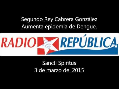 Epidemia de dengue en Sancti Spiritus, Cuba