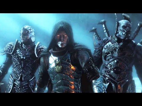 Shadow of Mordor Game Movie (Complete Edition) All Cutscenes PC 1080p HD