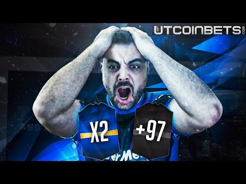 MEDIA 97 + 2 TOTS EN EL MISMO SOBRE!!!!!! | UTCOINBETS | Fifa 16