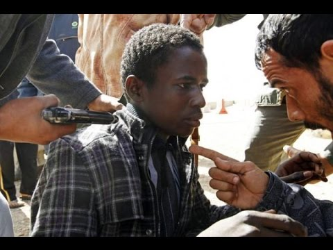 Saudi Arabs Are Still Selling Castrated Black Slaves TODAY