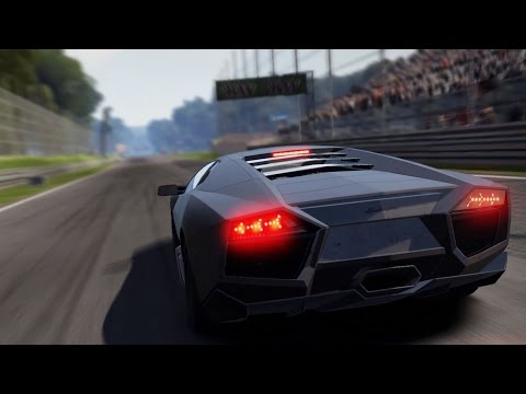 Need For Speed: Shift 2 Unleashed - Lamborghini Reventon - Test Drive Gameplay (HD) [1080p60FPS]