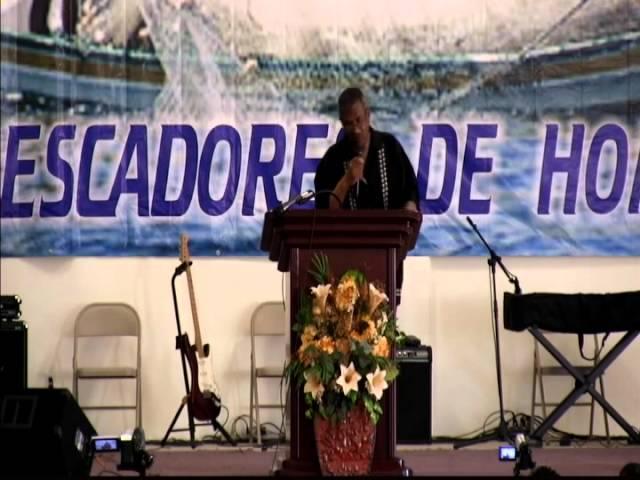 El paso del Jordan - Santos Ramos - La Casa del Alfarero - Nogales Conference 2012