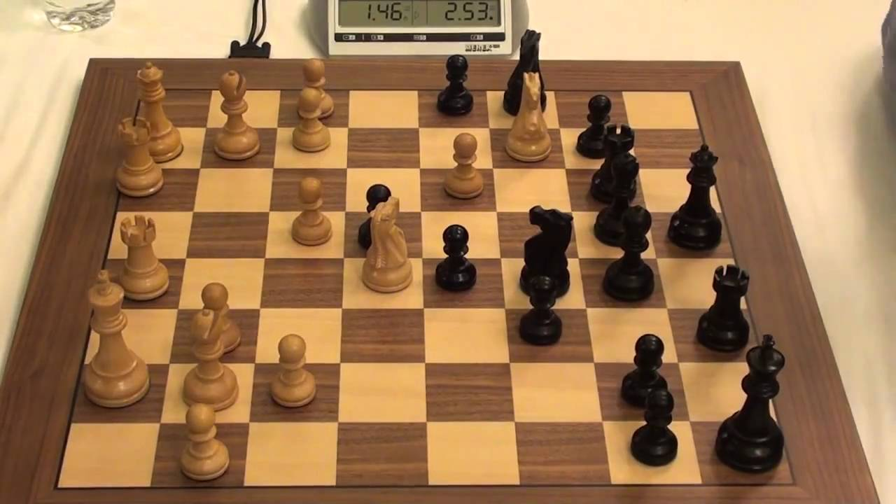blitz game chess