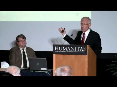 Humanitas: Stanley Fischer at the University of Oxford, Lecture