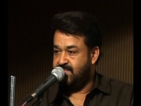mohanlal bald head