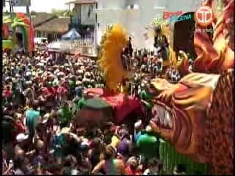 Culeco Martes de Carnaval 2014 - Calle Abajo de Las Tablas
