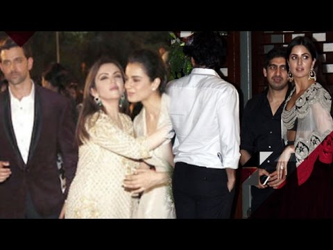 Hrithik Roshan & Kangana Ranaut IGNORE each other, Katrina Kaif's NEW BODYGUARD