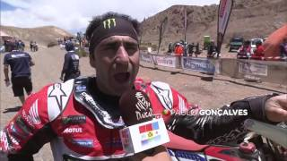 DAKAR 2017 DAY03 Monster Energy Honda Team
