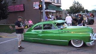 1950 Buick - Outstanding Work of Art - Watch Hiow the Hood Opens - Morris Cruise Nights