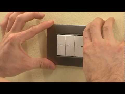 BTicino Professional: Livinglight AIR - installazione