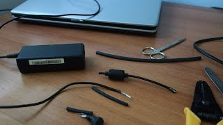 🔌 How to fix a laptop charger cable and plug 🔌