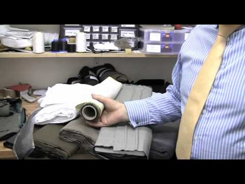 Secrets of a Master Suit Maker