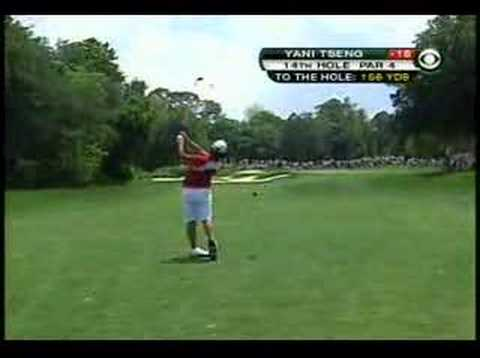 Yani Tseng 2008 Ginn Open Video