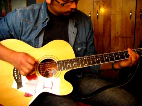 Johnny Cash - Personal Jesus (acoustic Cover By Mauro) video