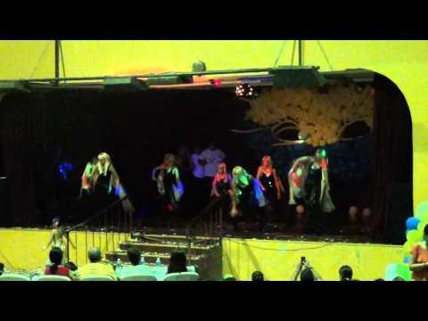 Dance Show Saint Peters Academy 2012. Baile de 10A - 06/12/2012