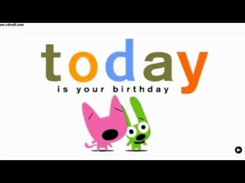 happy birthday -hoops and yoyo