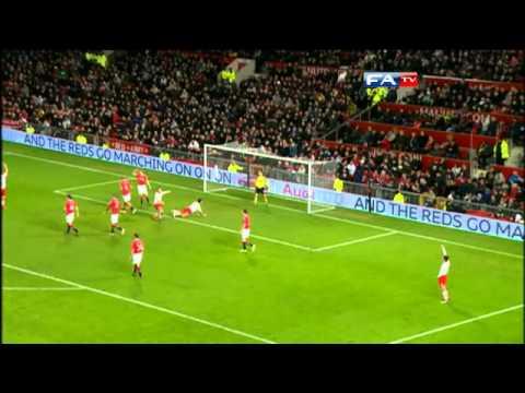 Man Utd 1-0 Crawley | The FA Cup 5th Round