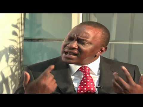 One on One With Uhuru Kenyatta