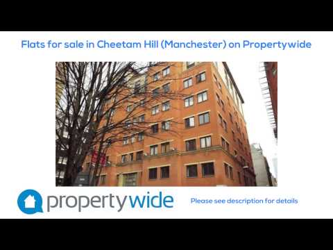Flats for sale in Cheetam Hill (Manchester) on Propertywide