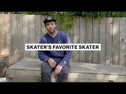 Skater's Favorite Skater: Silas Baxter-Neal