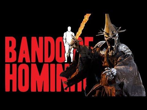 Bando de Hominho - LOTR Morgul Lord 1/6 Asmus Toys