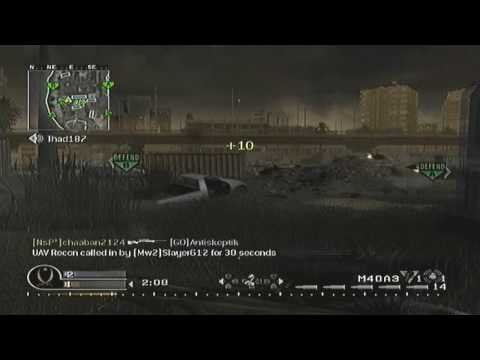 "COD4: Commentary S&D ""September 11th Tribute"""