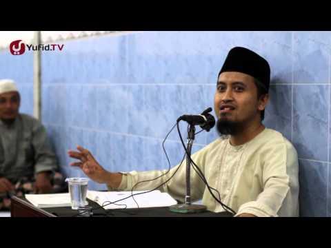 Pelajaran Akidah Dari Mengangkat Tangan Ketika Berdoa - Ustadz Abdullah Zaen, MA