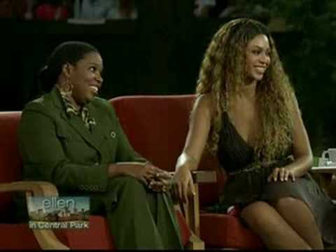 Beyonce As A Child Interview On Ellen