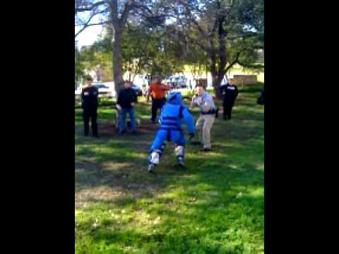 When Police defensive tactics go too far Image 1