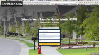 🏡 How to get Seller Leads Online With Home Valuations