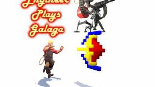 Engineer Plays Galaga