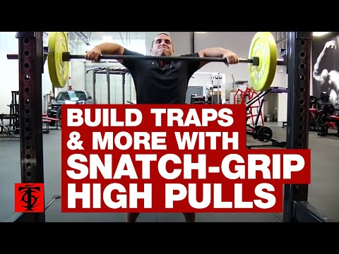 Snatch High Pull Image 1