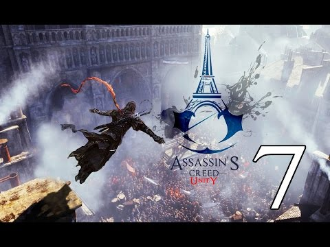 ASSASSIN'S CREED UNITY | Let's Play en Español | Capitulo 7