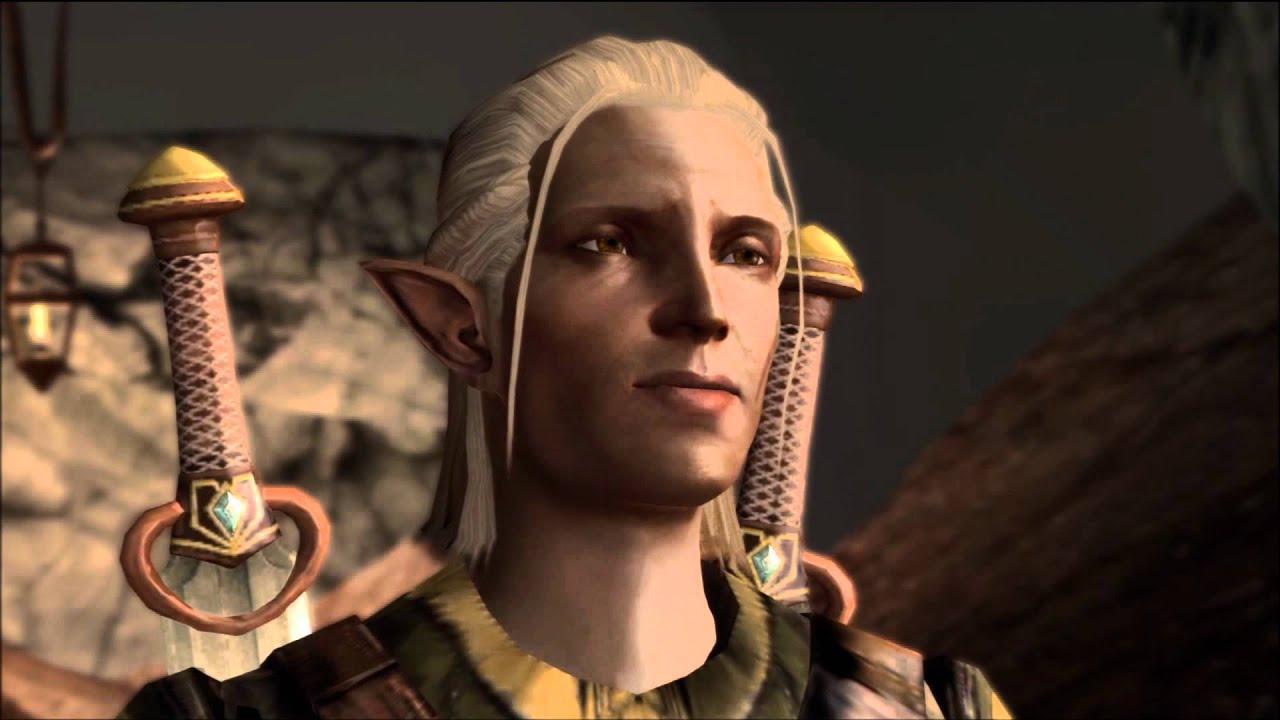 Zevran dragon age 2