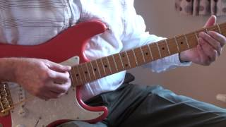 The Good The Bad & The Ugly. Hank Marvin cover. Phil McGarrick