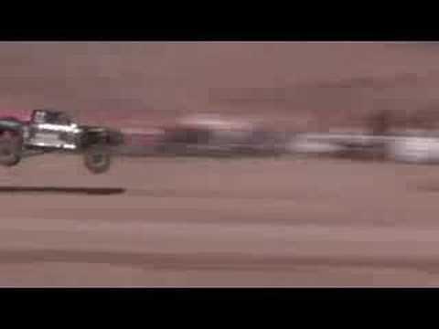 Robby Gordon 2008 SCORE Laughlin Desert Challenge Start