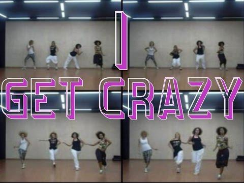I GET CRAZY - NICKI MINAJ | Cia. Nós Da Rua | Choreographed by Rafa Santos