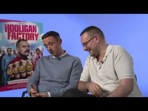 Hooligan Factory Leaked Cameo Appearances Interview With Jason Maza & Nick Nevern video
