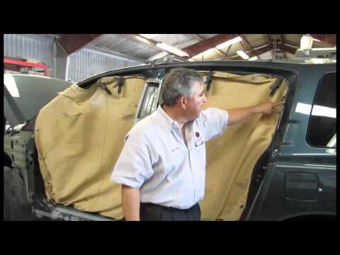 Collision Specialists Inside the Shop - Auto Body Repair
