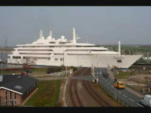 "The World's top 10 largest yachts. Music - ""Celebrity"" by Brad Paisley."