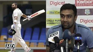 India vs West Indies Day2: Enjoyed watching Virat play: Ashwin