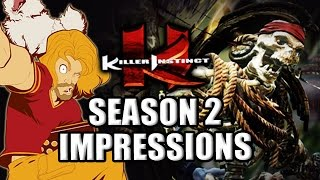 KILLER INSTINCT Season 2: Impressions & Thoughts w/Maximilian