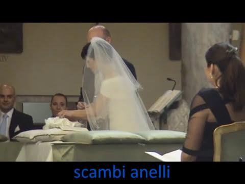 Musiche per matrimonio. Arpista Tiziana Liperoti